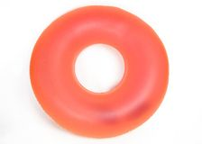 Inflatable Round Pool Tube Royalty Free Stock Image