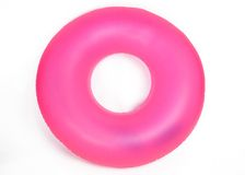 Inflatable Round Pool Tube Stock Photos