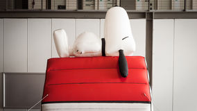 Inflatable Snoopy at Cartoomics 2014 Stock Photography