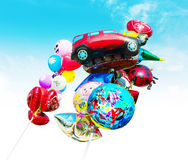 Free Inflatable Toys Royalty Free Stock Photo - 15012925