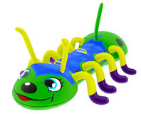 Inflatable water toy Royalty Free Stock Photos