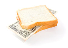Inflatie. Stock Afbeeldingen