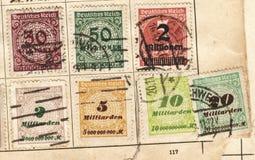 Inflatie Royalty-vrije Stock Foto