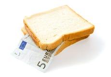 inflation royaltyfri foto