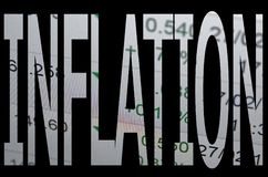 inflation Royaltyfria Foton