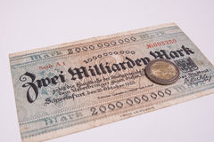 Inflation Stock Photography