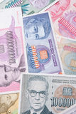 Inflation cash Stock Images