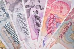 Inflation cash Stock Image