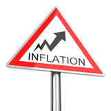 The inflation Stock Images