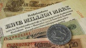 Inflazione Fotografia Stock