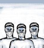 Influenza vector illustration