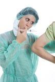 Influenza Fotografie Stock Libere da Diritti