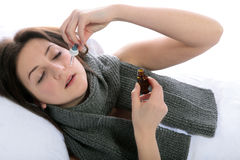 Influenza Royalty Free Stock Image