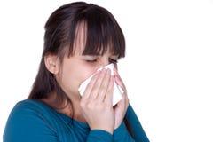 Influenza Fotografia Stock