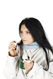 Influenza Immagine Stock