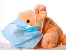 Influenza dei maiali Immagine Stock