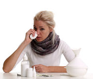 Influenza Stock Photos