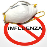 Influenza Prevention stock photography