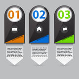 Info Banners Royalty Free Stock Image