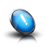 Info button Royalty Free Stock Photo