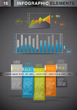 Info-graphic element Stock Photography