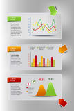 Info-graphic element Royalty Free Stock Image