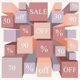 Info-graphic elements. sale. stock  Stock Photos