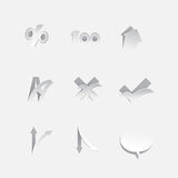 Info Graphic Icons and Elements Stock Image
