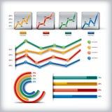 Info graphics Stock Photography