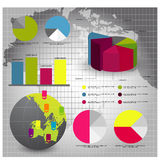 Info-graphics Stock Images