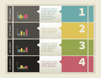 Info graphics3 Royalty Free Stock Photography