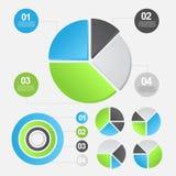 Info graphics template Stock Photos
