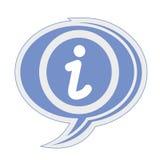Info icon Stock Photos
