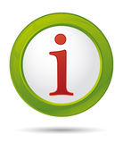 Info icon Royalty Free Stock Photography