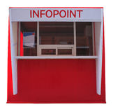 Info point Royalty Free Stock Images