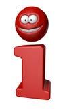 Info symbol Stock Image