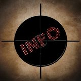Info target concept Royalty Free Stock Photo