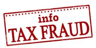 Info tax fraud Stock Photography