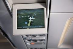 Info van de vlucht royalty-vrije stock foto