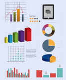 Infogaphic Elemente. Stockbilder
