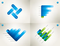 Infograhics elements Stock Images