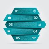 infographic的传染媒介元素 库存图片