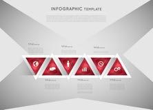 Infographic设计要素 库存图片