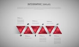 Infographic设计要素 图库摄影