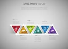 Infographic设计要素 免版税库存照片