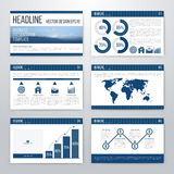 infographic σύνολο στοιχείων Στοκ Φωτογραφία