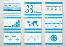 infographic σύνολο στοιχείων Στοκ φωτογραφίες με δικαίωμα ελεύθερης χρήσης