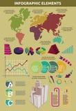 Infographic Fotografering för Bildbyråer