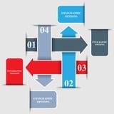 Infographic Royalty-vrije Stock Afbeeldingen