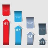 Infographic Stock Foto's
